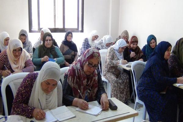 مؤتمر ستار يبدأ حملة لتعليم اللغة الكردية في العاصمة دمشق