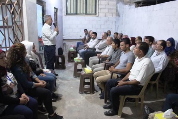 حزب السلام يفتتح مكتباً له في ناحية تربه سبيه