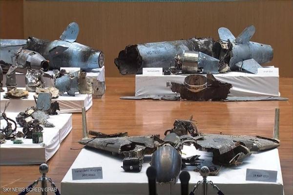 السعودية: الهجوم على أرامكو كان بـ 7صواريخ كروز و18 طائرة مسيرة إيرانية