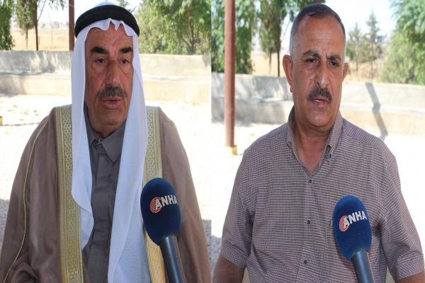عشائر عربية تفند مزاعم الدولة التركية وتؤكد وقوفها مع قسد