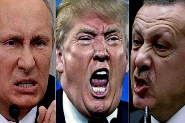 المونيتور: تركيا على خلاف مع روسيا والولايات المتحدة بشأن شمال سوريا