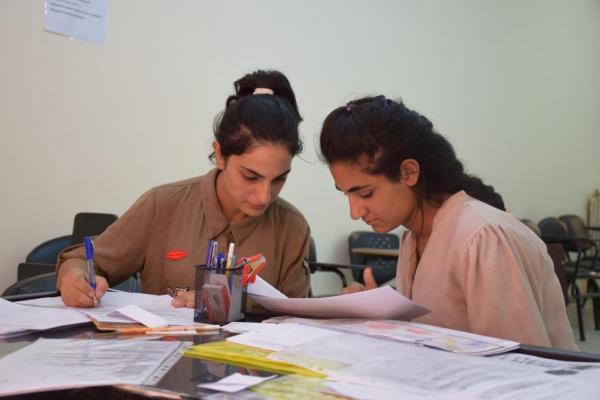 إدراج كلية و3 معاهد جديدة ضمن جامعة روج آفا وتخفيف شروط المفاضلة