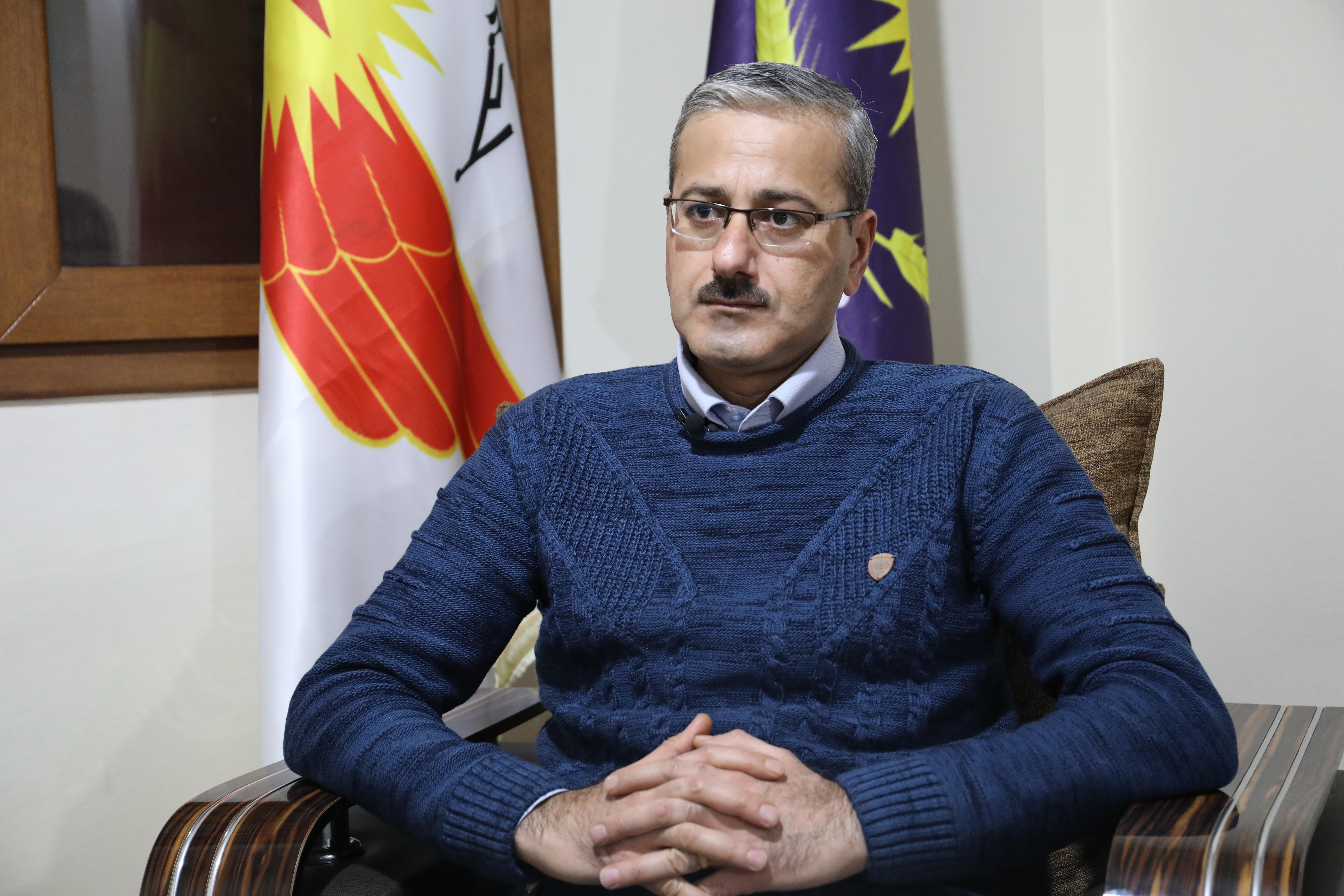 برصوم: وحدة وتكاتف الشعب السوري سيفشل أطماع أردوغان
