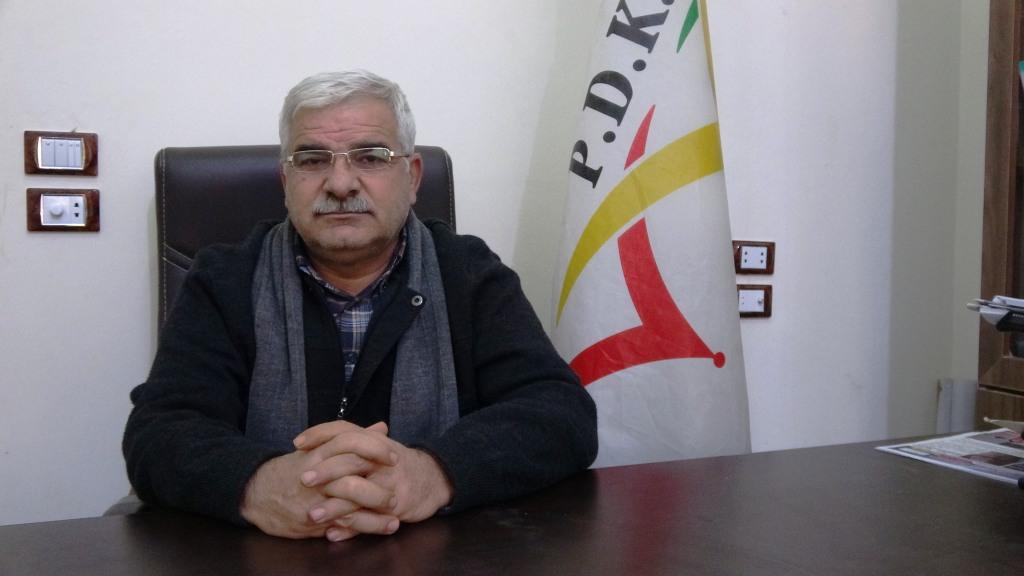 'التهديدات التركية لا تستهدف الشعب الكردي فقط'