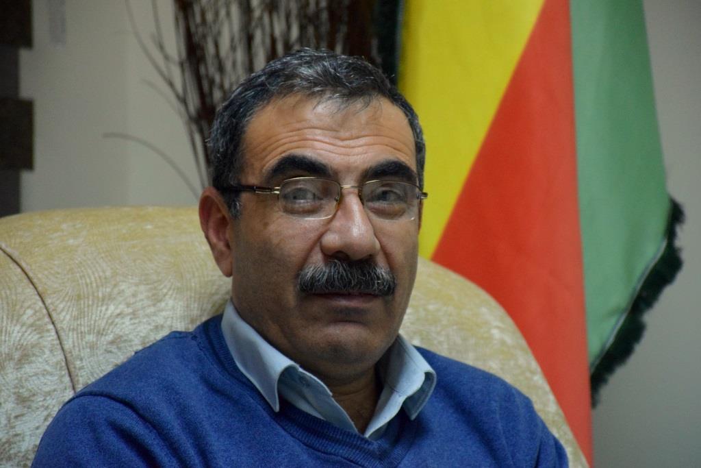 ألدار خليل: لن نقبل بمنطقة آمنة تحت إشراف تركيا ويجب أن تكون تحت رعاية دولية-تم التحديث