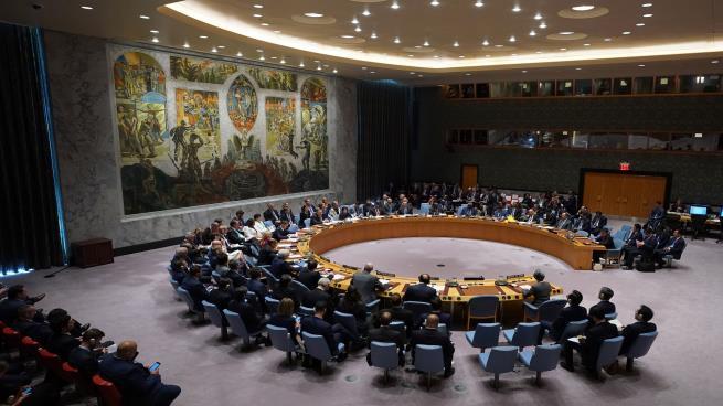 مجلس الأمن يصوت اليوم على مشروع القرار البريطاني بشأن الحديدة
