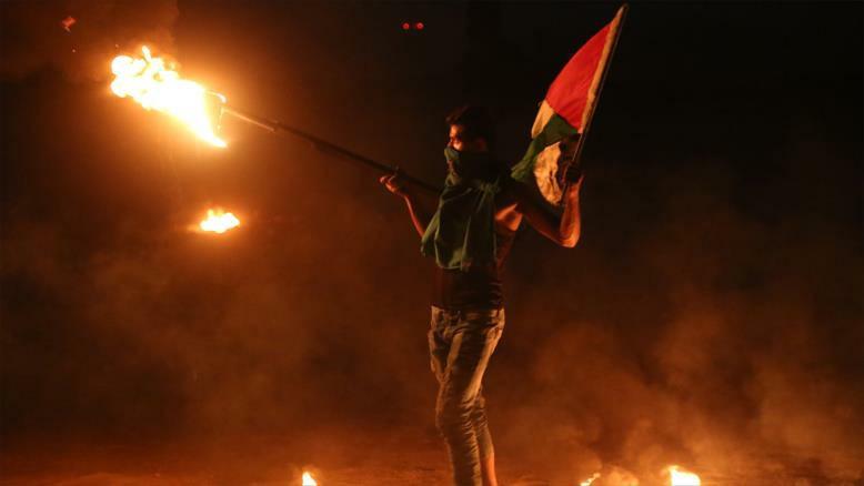إصابة 7 فلسطينيين ضمن فعاليات