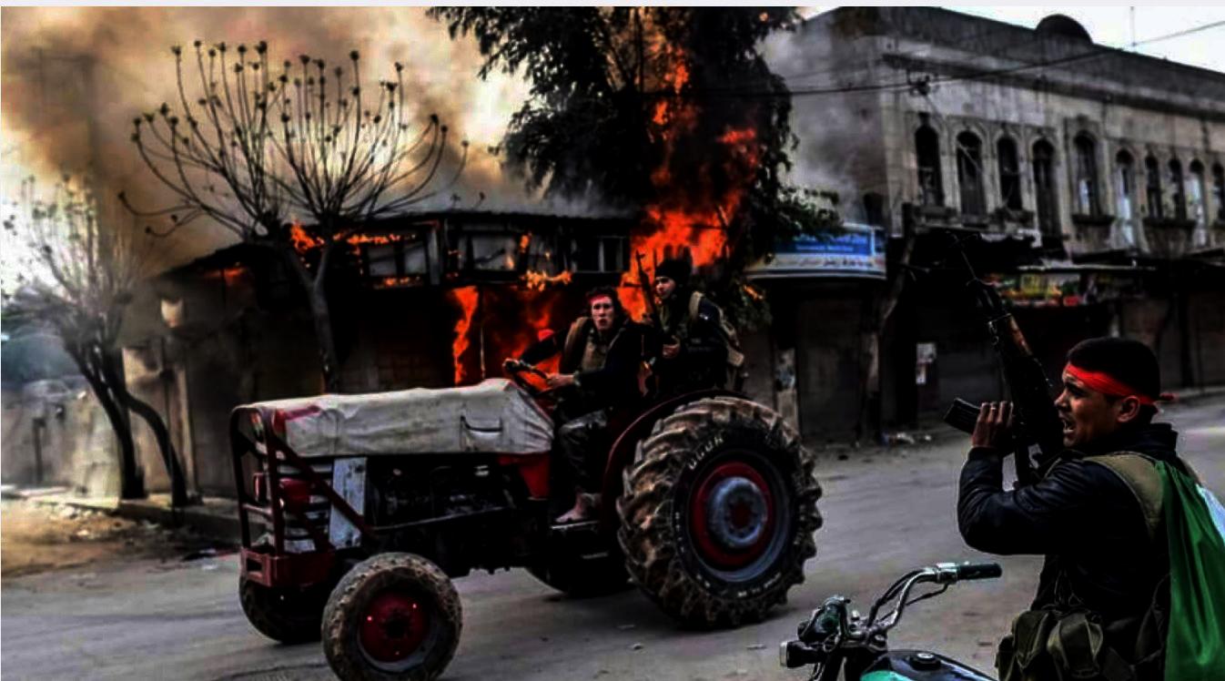 الانتهاكات وعمليات النهب في عفرين.. وسياسات خبيثة لاقتطاعها -1