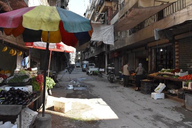 تأثيرات احتلال عفرين باتت واضحة على الواقع الاقتصادي بمدينة حلب السورية