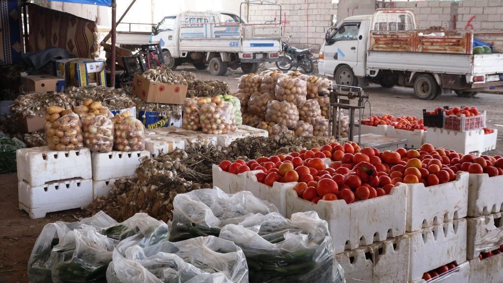 نتيجة بحث الصور عن صور الخضار والفواكه في سوق الهال