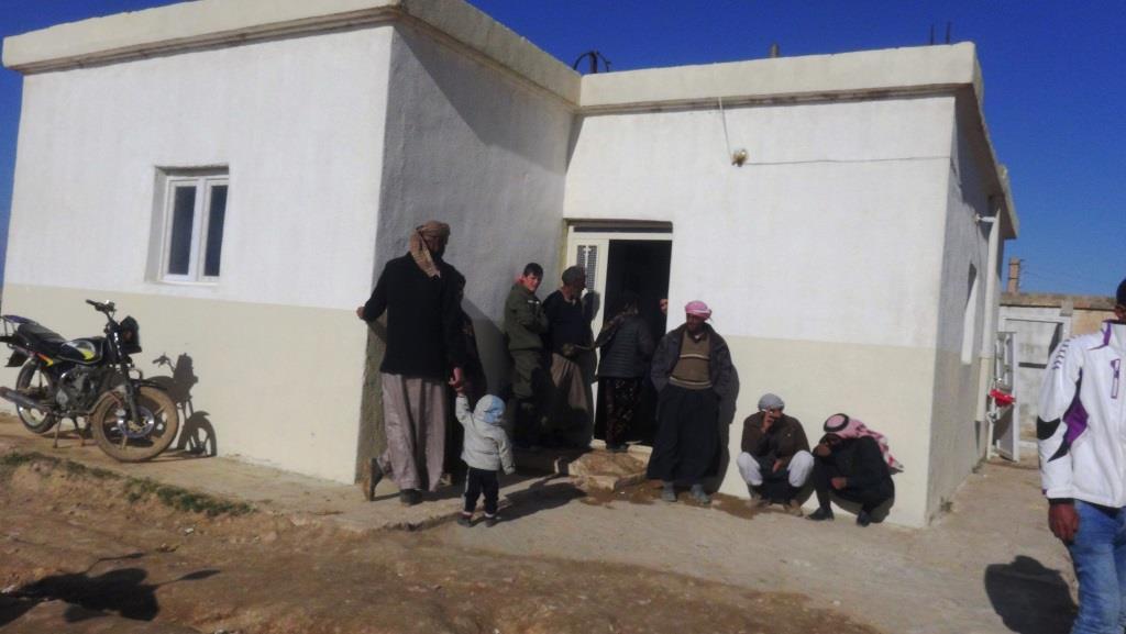 المركز الصحي في أبو خشب يعالج 100 حالة يومياً