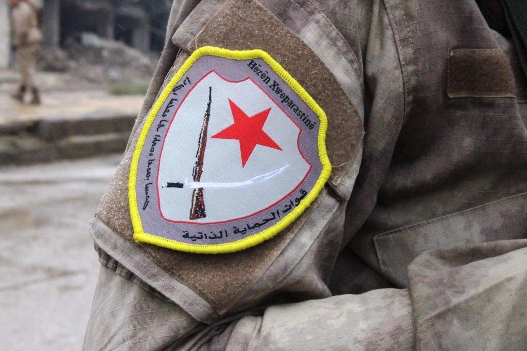 افتتاح مركز لواجب الدفاع الذاتي في الرقة