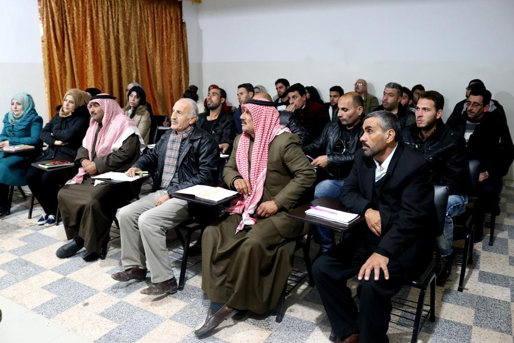 حزب سوريا المستقبل يفتتح أول دورة تدريبية لأعضائه على مستوى شمال وشرق وسوريا