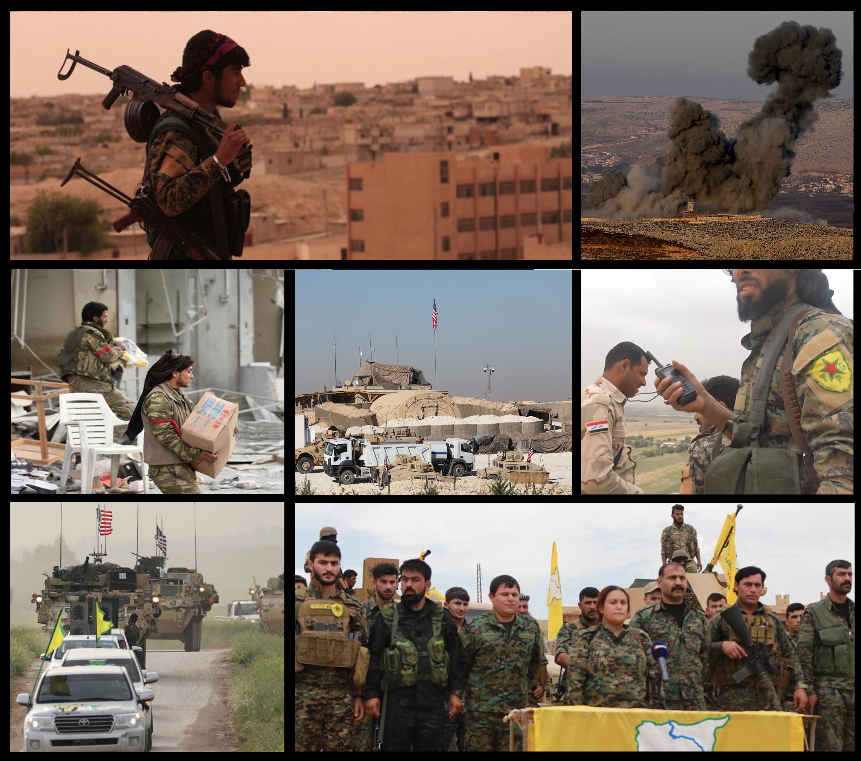 بانوراما 2018 ..المقاومة والانتصار كان خيار قوات سوريا الديمقراطية ضد الإرهاب وداعميها