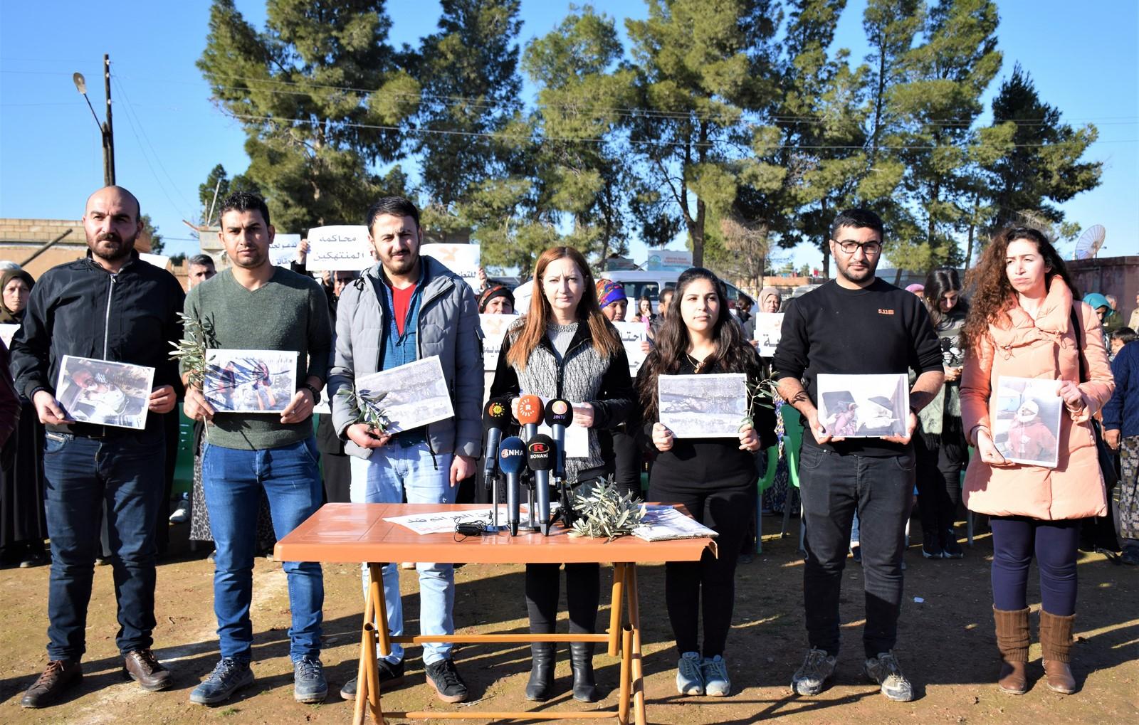 في ذكرى شن الهجمات تقديم مطالب لتقصي الحقائق وفضح الانتهاكات