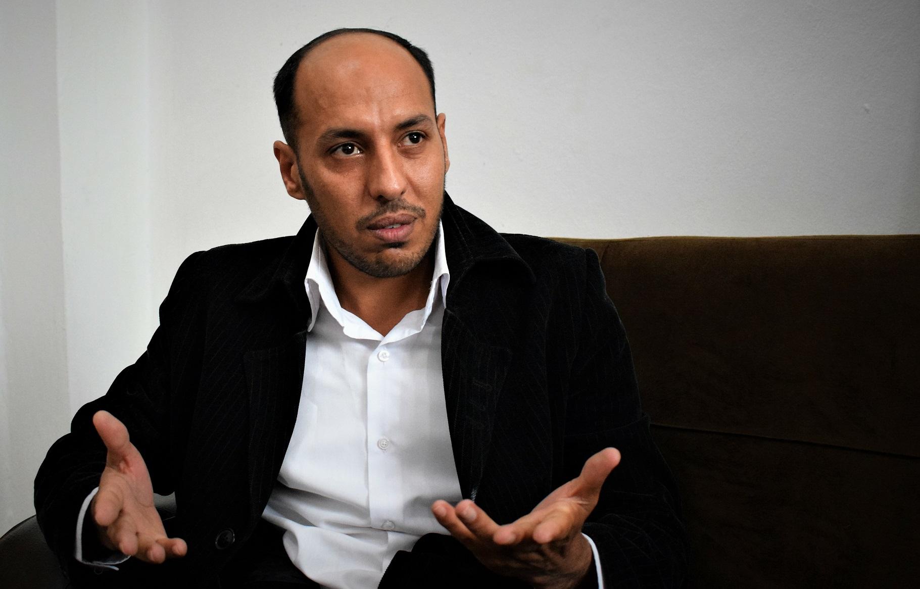 ممثل حزب الحداثة والديمقراطية: نخشى حصول الإرهابيين على دور في العملية السياسية