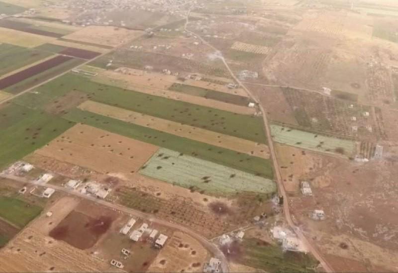 الاحتلال التركي يرسل تعزيزات جديدة للمرتزقة ويتهم النظام باستخدام غاز الكلور