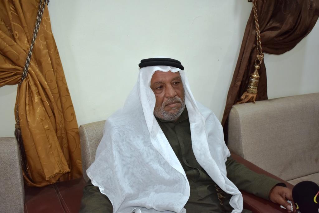 وجيه عشيرة البكير: نتيجة تفاهمنا وثقتنا بالإدارة الذاتية يتم إطلاق سراح المعتقلين