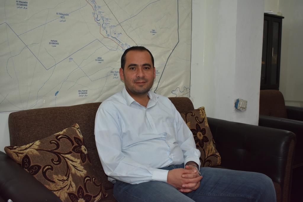 أعمال مجلس دير الزور المدني بعد عام ونصف على التأسيس