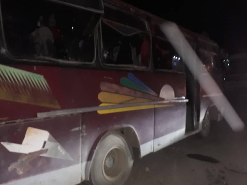 إصابة مدني في انفجارين في مدينة الرقة