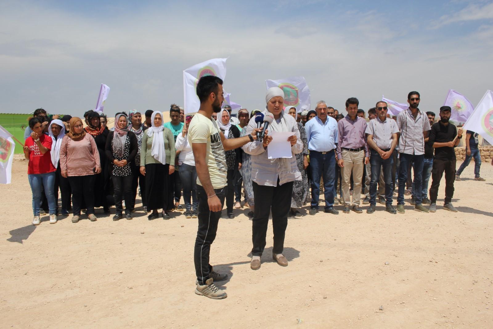 اتحاد الإيزيديين: على المجتمع الدولي الخروج عن صمته المُريب تجاه انتهاكات الاحتلال