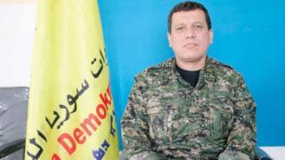 مظلوم كوباني : سنتعاون مع الدول العربية تحت مظلة التحالف الدولي