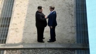 قمة تاريخية بين الكوريتين