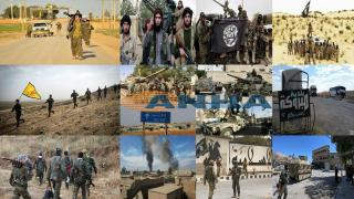 داعش .. من البداية إلى النهاية ومجموعات ممولة تركياً تحمل ذات الذهنية - 4