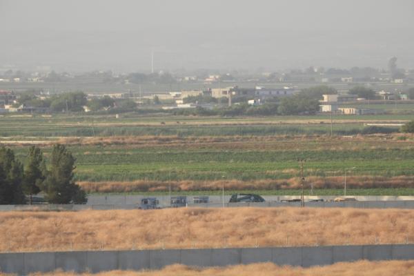 تحركات تركية متزايدة على الحدود المحاذية لمدينة كري سبي