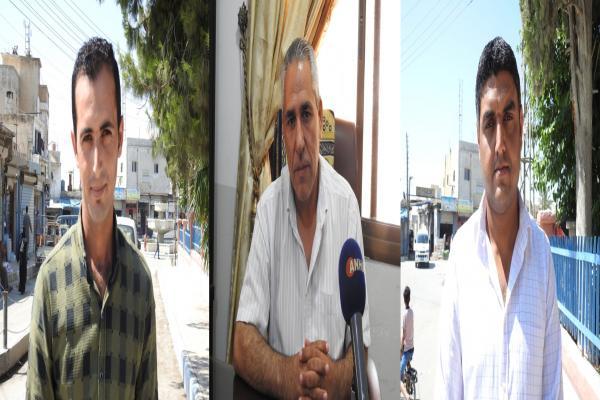 أهالي وإدارة كري سبي: نرفض أي اعتداء تركي على الأراضي السورية