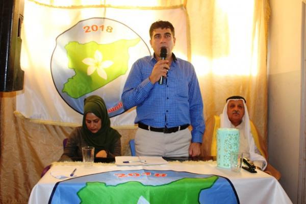 العشائر العربية: لا حل للأزمة السورية بدون حوار سوري- سوري