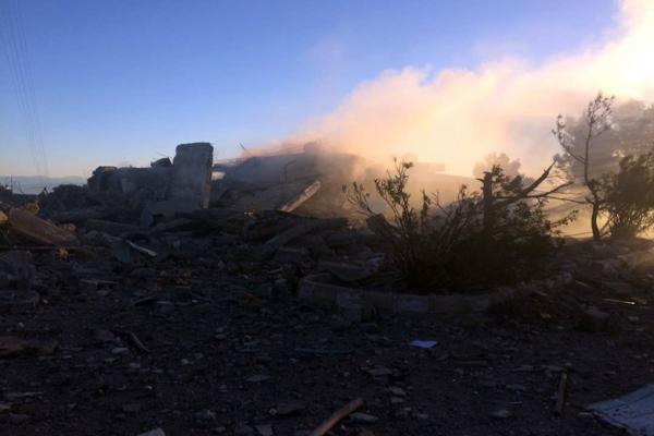 طائرات الاحتلال التركي تقصف مخيم مخمور