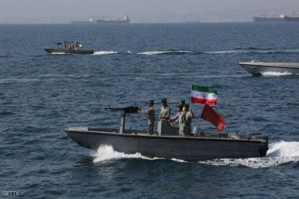 ايران تحتجز ناقلة نفط بريطانية