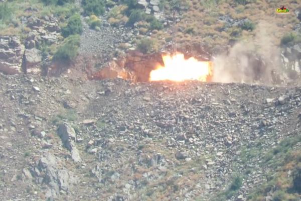 تسجيلين مُصورين يُظهران الخسائر التركية وانتقام الأخيرة من المدنيين