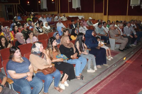 أمسية شعرية وغنائية في ديرك بمناسبة ذكرى ثورة 19 تموز