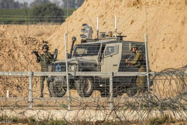 الجيش الإسرائيلي يقتل 3 فلسطينيين على حدود غزة ويعترض صاروخين