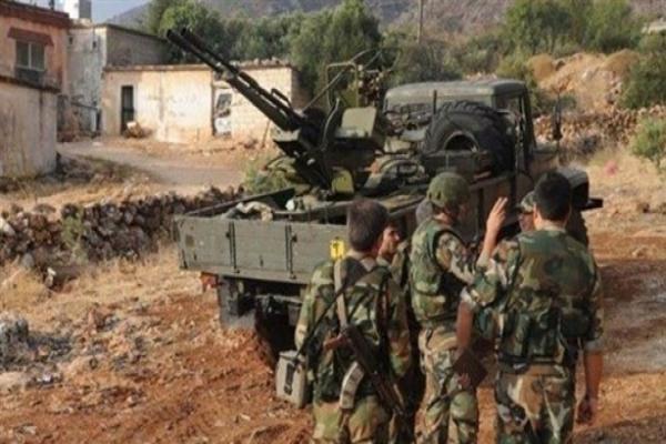 قوات النظام تبدأ هجوماً جديداً باتجاه خان شيخون بأكثر من 1100 ضربة جوية وبرية