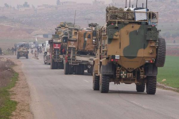 تركيا تتحرك خارج اتفاق سوتشي وتسعى لإنشاء نقطتين في خان شيخون