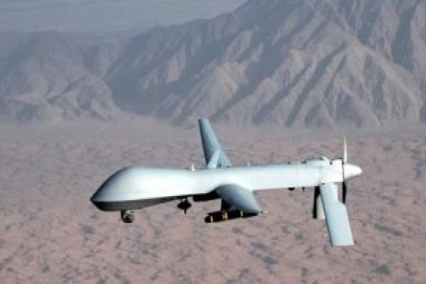 مسؤولان أمريكيان يؤكدان إسقاط طائرة استطلاع أمريكية فوق اليمن أمس