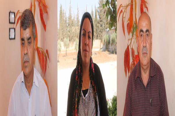 عوائل الشهداء: لا نستطيع العيش بدون وطن وسنواصل المقاومة بوجه الاحتلال