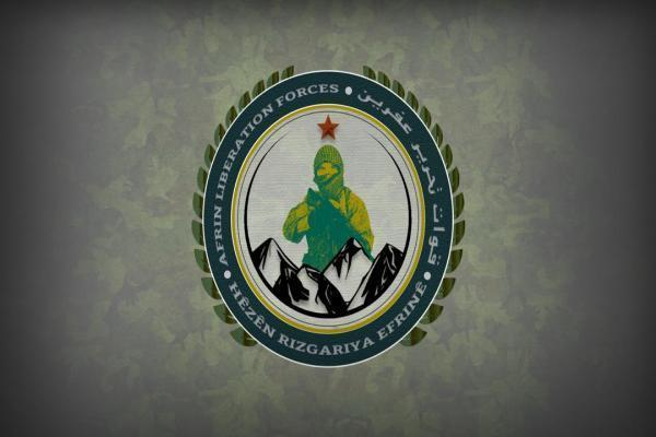 قوات تحرير عفرين: مقتل مرتزقين وتدمير مقر لهم في عفرين