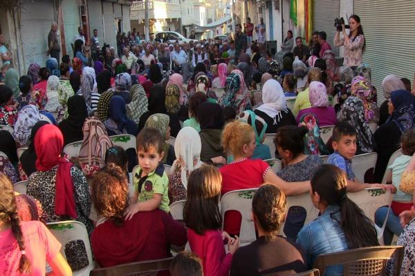 اجتماعات تشرح المستجدات الأخيرة في الشيخ مقصود والأشرفية