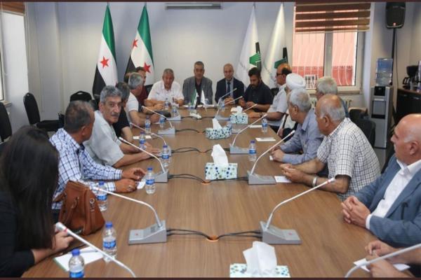 المجلس الوطني الكردي أداة لتنفيذ المآرب التركية في شمال وشرق سوريا