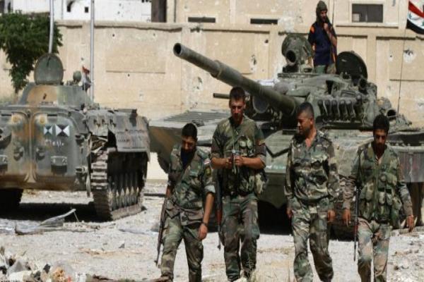 المرصد السوري: قوات النظام تسيطر على بلدات وقرى ريف حماة الشمالي
