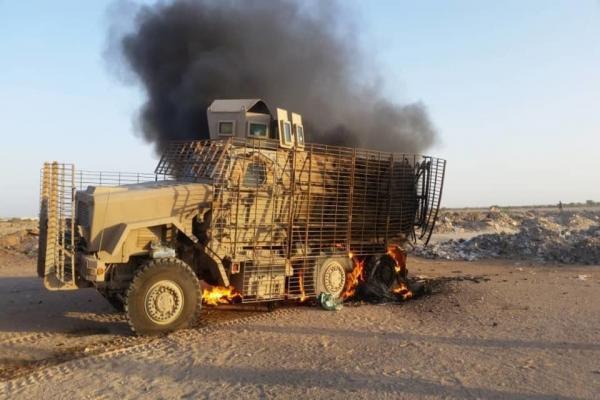 القوات اليمنية تسيطر على مناطق جديدة في محافظة شبوة