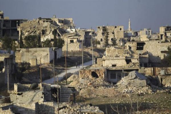 النظام يحشد على محاور معرة النعمان تمهيداً لعملية عسكرية