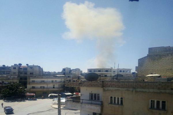 انفجار سيارة مفخخة بإدلب