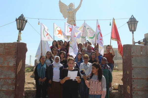 سياسيات تناشدن نساء العالم للقيام بواجبهن حيال التهديدات تركية