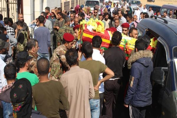 'هجمات الاحتلال التركي أعاد الأوكسجين لداعش'