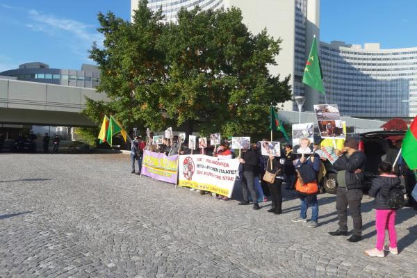 الجالية الكردية يسلم ملفاً لأمم المتحدة بصدد مجازر الاحتلال التركي